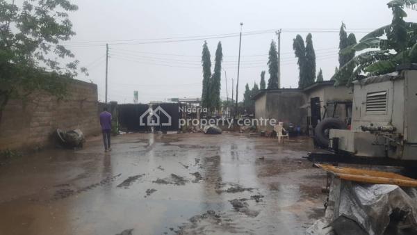 1450sqm Land, Facing Lagos-abeokuta Expressway, Abule Egba, Agege, Lagos, Land for Sale