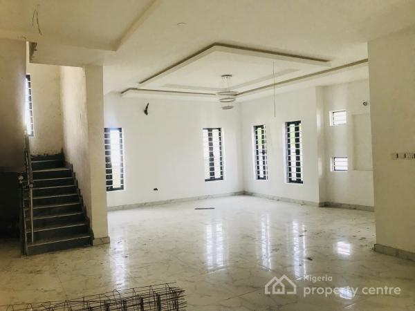 Tastefully Finished 5 Bedroom Luxury Fully Detached Duplex with a Domestic Quarter (ideal for Mixed Use), Lekki Right, By Elf, Lekki Phase 1, Lekki, Lagos, Detached Duplex for Sale