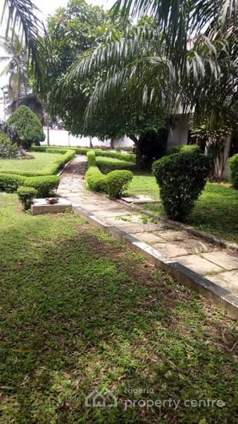 on Acre of Land with Building, By Allen Junction, Adeniyi Jones, Ikeja, Lagos, Commercial Land for Sale