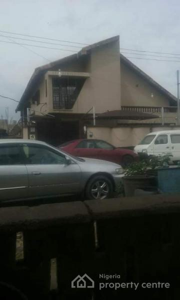 Hotel of 14 Rooms with Bar Restaurant on 900sqm, Adeniyi Jones, Ikeja, Lagos, Hotel / Guest House for Sale