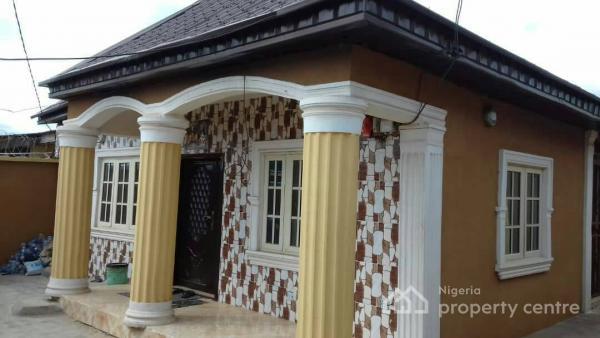 3 Bedroom Bungalow + 1 Bedroom Mini Flat, Shagari Estate, Ipaja, Lagos, Detached Bungalow for Sale