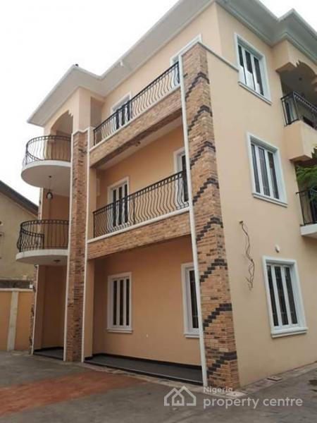 New Detached 5 Bedroom Duplex, Ikeja, Lagos, Detached Duplex for Sale