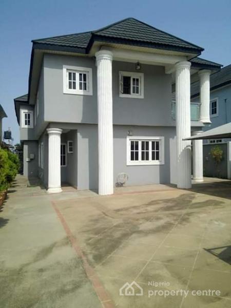 Detached 5 Bedroom Duplex, Omole Phase 2, Ikeja, Lagos, Detached Duplex for Sale
