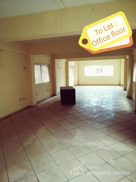 Office Floor Space, Igbosere Road, Onikan, Lagos Island, Lagos, Office Space for Rent