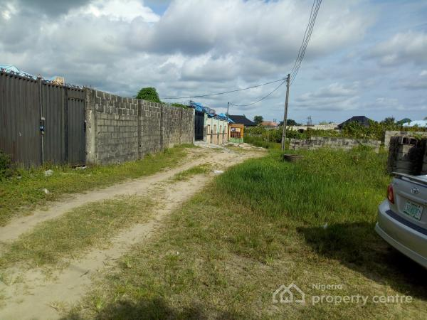 Two (2) Bedroom Apartment with Extra Land Off Governors Road, Ibeju Town, Ibeju-lekki, Lagos, Eleko, Ibeju Lekki, Lagos, Semi-detached Bungalow for Sale
