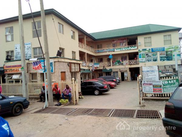 Office Space of About 60sqm, Mambolo Street, Zone 2, Wuse, Abuja, Office Space for Rent