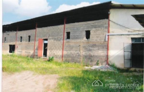 Factory with Office Blocks, Afromedia Estate, Ajagbandi, Ojo, Lagos, Factory for Sale