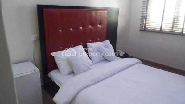 Super Furnished 1-bedroom Apartment, Samuel Awoniyi Street, Off Salvation Road, Opebi, Ikeja, Lagos, Mini Flat Short Let