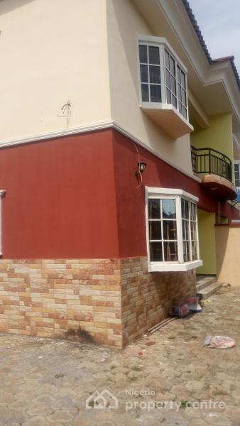 4 Bedroom Semi Detached House + Bq, By Brains & Hammers, Cedacrest Road, Gudu, Abuja, Semi-detached Duplex for Rent