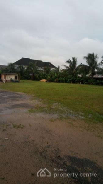 1500 Layout Plots of Land @port Harcourt Intl Airport, Omagwa, Airport Road Omagwa, Omagwa, Port Harcourt, Rivers, Mixed-use Land for Sale