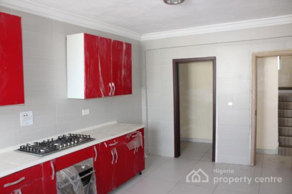 Luxury 4-bedroom Terrace House  with a Bq, Spar Road, Ikate Elegushi, Lekki, Lagos, Terraced Duplex for Rent