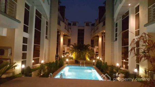 a Massive 2 Bedroom Comes with Swimming Pool, Knightsbridge Homes, Banana Island, Ikoyi, Lagos, Flat for Rent