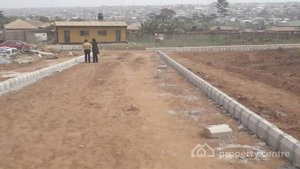 Plots of Land in a New Residential Estate, Near Alagbado, 5mins Drive From Ait, 25mins From Command, Sango Ota, Ogun, Residential Land for Sale