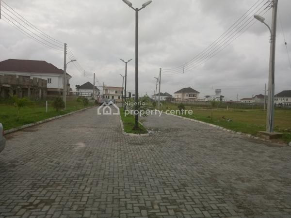 Global Certificate of Occupancy: 600sqm, Lake View Park 2 Estate, Lafiaji, Lekki, Lagos, Residential Land for Sale