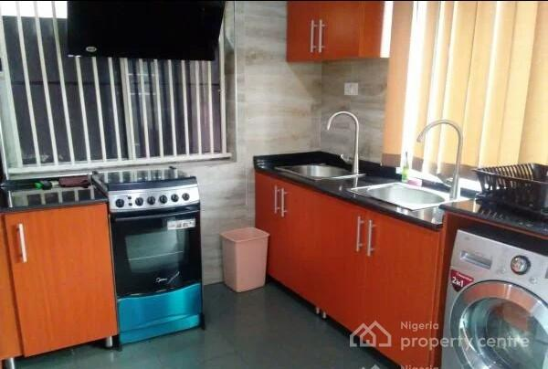 3 Bedroom Service Apartment, Mko Garden, Alausa, Ikeja, Lagos, Flat Short Let