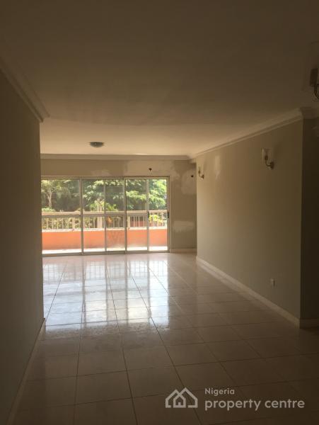 Clean Three Bedroom Flat, Cooper Road, Old Ikoyi, Ikoyi, Lagos, Flat for Rent