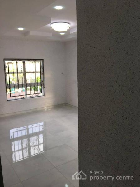 Well Built 4 Bedroom Detached House, Northern Foreshore Estate, Chevron Drive, Lekki, Lagos, Detached Duplex for Sale