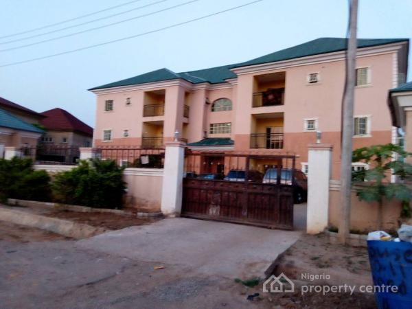 a Block of 6 Units, 3 Bedroom Flats with 2 Bedroom Bq, Apo, Abuja, Block of Flats for Sale
