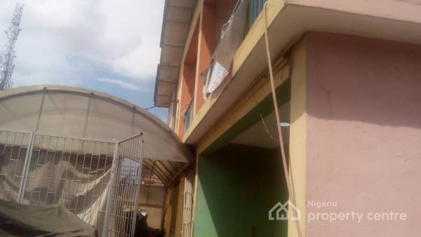 Lovely Block of 2nos of 3 Bedroom Plus 2units of Mini Flat at The Bq in a Nice Environment, Ogba Behind Tfc Ogba Ikeja Lagos, Ogba, Ikeja, Lagos, Block of Flats for Sale