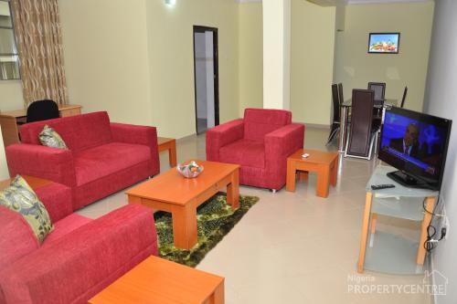 Fully Furnished And Serviced 1 2 Bedroom Apartment Lekki Lagos Bluehedge Realtors