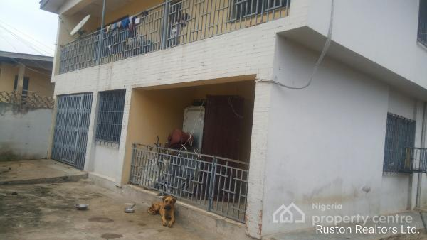 Block of 2 Flats with a Chalet, Behind Trummed Pharmacy, Ade Oyo Road, Off Ring Road, Ibadan, Oyo, Flat for Sale