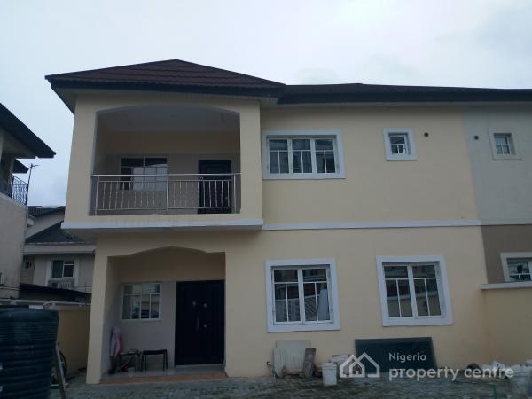 5 Bedroom Semi Detached Duplex with a Room Servants Quarter, Serene Environment, Semi Detached Duplex at Oniru Victoria Island, Oniru, Victoria Island (vi), Lagos, Semi-detached Duplex for Sale