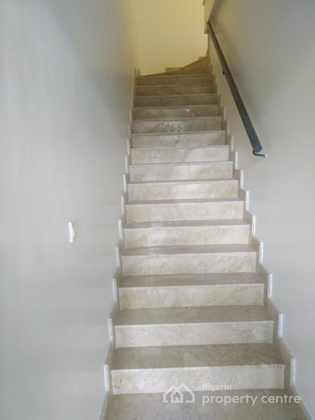 Luxury Finished Serviced 3 Bedroom Terrace House  with 1 Rooms Boys Quarters, Off Alexander Road, Old Ikoyi, Ikoyi, Lagos, Terraced Duplex for Rent