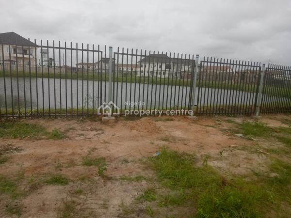 800sqm of Land with Global Certificate of Occupancy, Lake View Park 2 Estate, Lafiaji, Lekki, Lagos, Residential Land for Sale