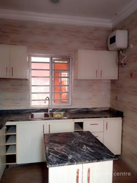 Newly Built 4 Bedroom Detached Duplex with Bq, Adeniyi Jones, Ikeja, Lagos, Detached Duplex for Sale