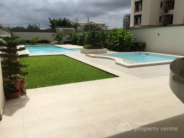 New Luxury 4 Bedroom Serviced Apartment, The Residence, Ikoyi, Lagos, Flat for Rent