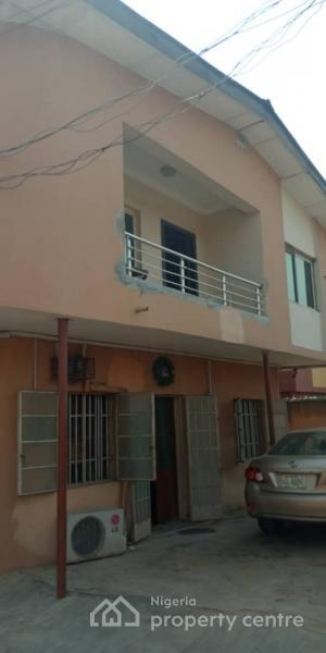 a Newly Renovated 2 Bedroom Flat in a Good Location, Ori-oke, Ogudu, Lagos, Flat for Rent