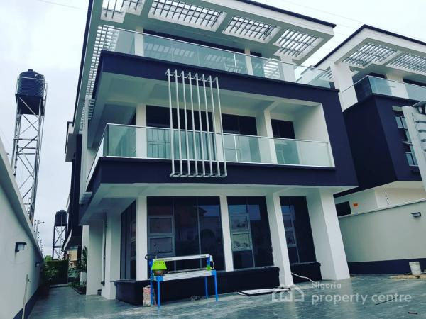 a Super Luxury 6 Bedroom Detached Duplex and a Room Bq, Lekki Phase 1, Lekki, Lagos, Detached Duplex for Sale