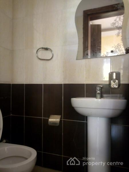 Very Stylish 3 Bedroom Semi-detached House with Bq, Lekki Phase 1, Lekki, Lagos, Semi-detached Duplex for Rent