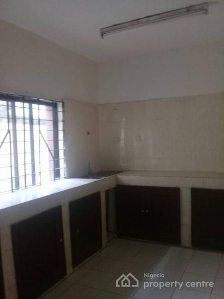 Very Lovely and Spacious Block of 3 Units of 3 Bedroom Flat with Mini Flat Bq, Alli Balogun, Adeniyi Jones, Ikeja, Lagos, Block of Flats for Sale