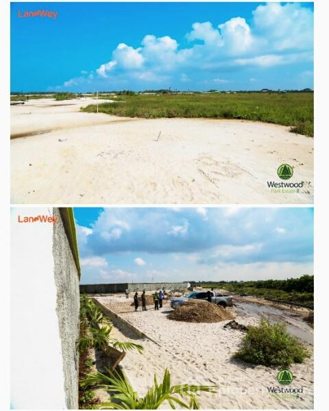 Plots of Land Offer with Certificate of Occupancy @ Sangotedo, Monastery Road, Sangotedo, Ajah, Lagos, Residential Land for Sale