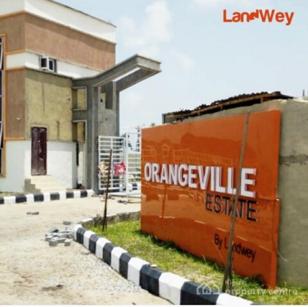 Land Plots Offer with Certificate of Occupancy @ Orange Ville Estate, Ogombo, Orange Ville Estate, Ogombo, Ajah, Lagos, Residential Land for Sale