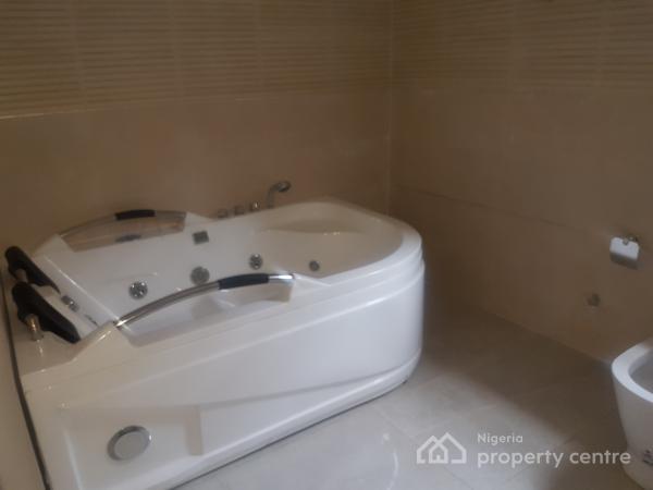 Top Notch Luxury 5 Bedroom Detached Duplex with Bq, Osapa, Lekki, Lagos, Detached Duplex for Sale