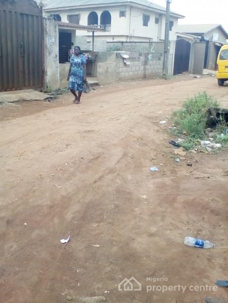 Bungalow Cele Bus Stop Ijede Road, Cele Bus Stop, Off Ijede Road,  Close to Tarred Road, Ikorodu, Lagos, House for Sale