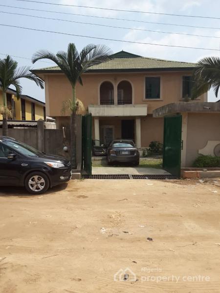 6 Bedroom Detached Duplex, Bode Thomas, Surulere, Lagos, Detached Duplex for Sale
