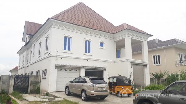 Brand New Exotic 6 Bedroom Fully Detached Duplex, Nicon Town, Lekki, Lagos, Detached Duplex for Sale
