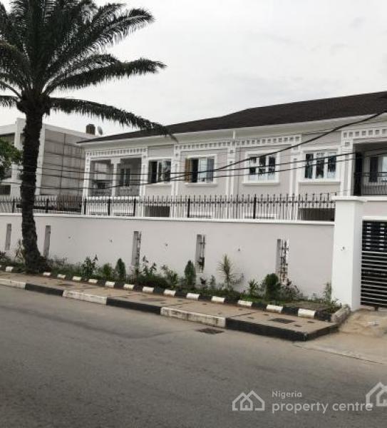 Rental Home Plus: For Rent: 5 Bedroom Semi Detached Duplex Plus Bq , Olumo