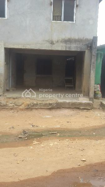 Bungalow Building with a Penthouse for Sale, Agric Road, Igando, Ikotun, Lagos, Mini Flat for Sale