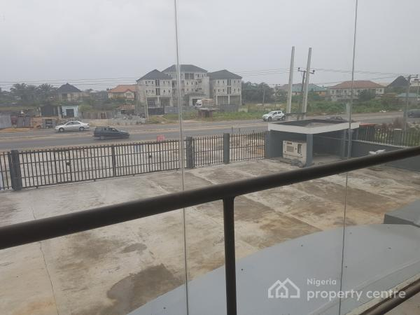 a Newly Built 3 Storey Complex/plaza with Governors Consent, Along Express Road, Lakowe, Ibeju Lekki, Lagos, Plaza / Complex / Mall for Rent