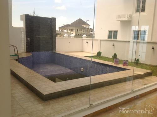 For Sale New Waterview 6 Bedroom Duplex With Swimming Pool Banana Island Ikoyi Lagos 6