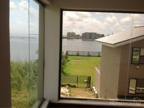 For Sale New Waterview 5 Bedroom Detached Duplex With Swimming Pool Banana Island Ikoyi