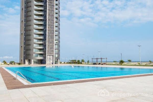 3 Bedrooms Super Luxury Apartment Plus Boys Quarters, Eko Atlantic City, Lagos, Flat for Rent