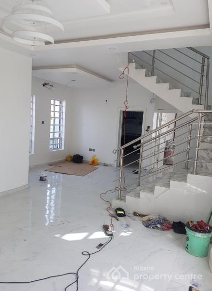 Instalment Allowed-brand New 4bedroom Fully Detached Duplex  in Ocean Breeze Estate Lekki, Ocean Breeze Estate, 100meter to The Expressway, Ologolo, Lekki, Lagos, Detached Duplex for Sale