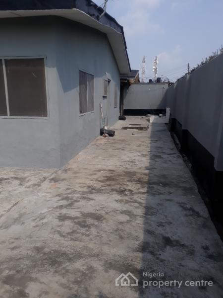 3 Bedroom Bungalow, Ken Sarowiwa Street, Abraham Adesanya Estate, Ajah, Lagos, Semi-detached Bungalow for Rent