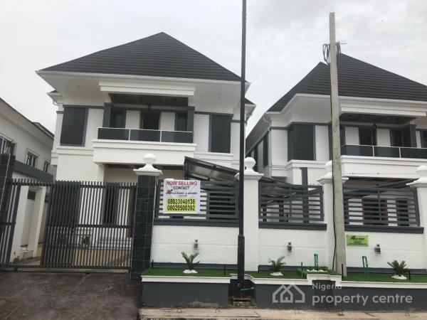 5 Bedroom House, Osapa, Lekki, Lagos, Detached Duplex for Sale