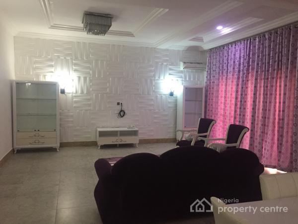 Serviced Luxury 1 Bedroom Penthouse with Pool + Gym, Lasca Residence Gaduwa, Gaduwa, Abuja, Flat for Rent